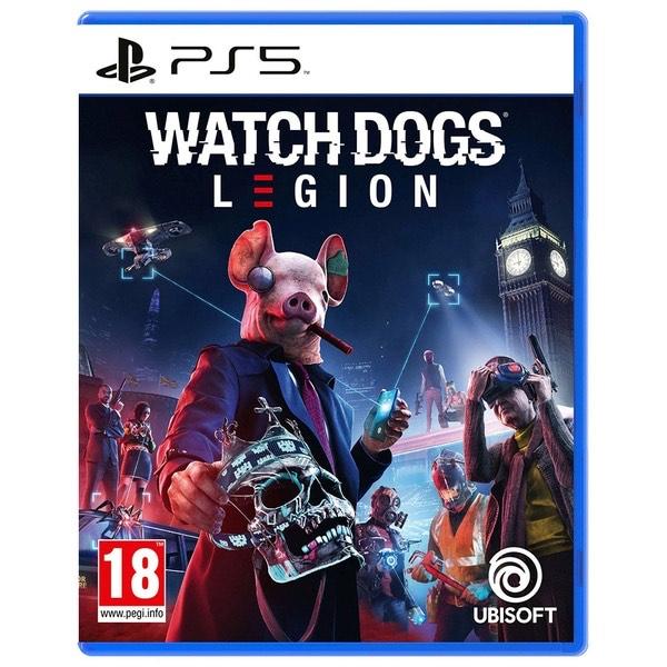 Watch Dogs Legion (PS5) - £19.07 (+£2.99 Non Prime) @ Amazon