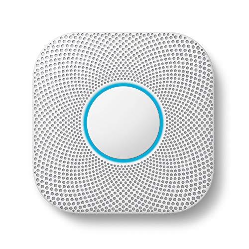 Google Nest Protect 2nd Generation Smoke + Carbon Monoxide Alarm (Wired) - £79.94 @ Amazon