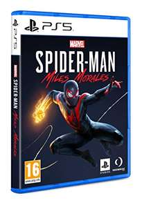 Marvel's Spider-Man: Miles Morales – (PS5)- £32.15 delivered @ Amazon