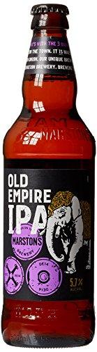 Marstons Old Empire IPA 500ml 5.7% - 73p (+£4.49 non-prime p&p) @ Amazon