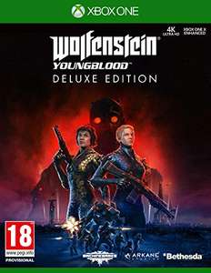 Wolfenstein Youngblood Deluxe Edition (Xbox One) £1.76 (+£4.49 non-prime delivery) @ Amazon