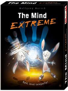 The Mind Extreme - card game - £4.07 (+£4.49 nonPrime) at Amazon