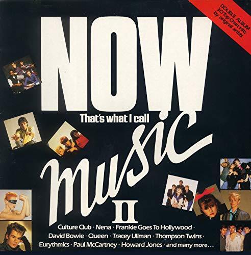 NOW Thats What I Call Music! 2 [VINYL] - £5.50 (+£2.99 Non Prime) @ Amazon