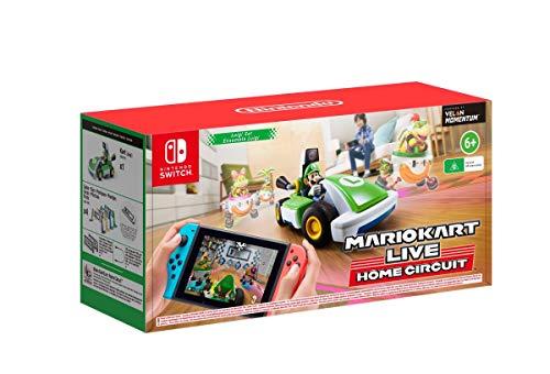 Mario Kart Live: Home Circuit - Luigi (Nintendo Switch) £55.69 @ Amazon