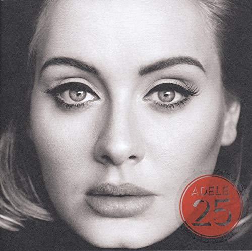Adele - 25 [VINYL] - £7.26 (+£2.99 Non Prime) @ Amazon