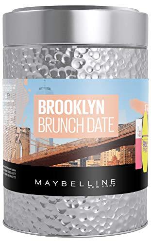 Maybelline New York Brooklyn Brunch Gift Set: Tattoo Brow Gel, Superstay Matte Ink Lipstick & Mascara £7.80 (+£4.49 Non-Prime) @ Amazon