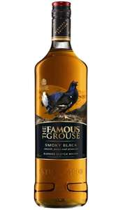 The Famous Grouse Smoky Black Blended Scotch Whisky, 70cl - £10.73 (+£4.49 Non Prime) @ Amazon