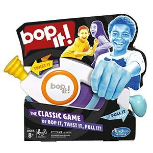 Bop It! Electronic Game - £5.46 (+ £4.49 Non Prime) @ Amazon