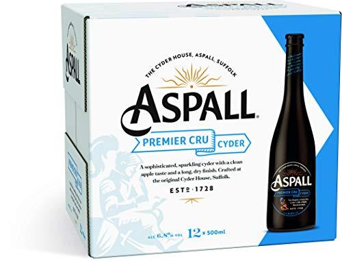 Aspall Premier Cru Cyder 12 x 500ml Cider Bottles £10.38 (+£4.49 nonPrime) at Amazon