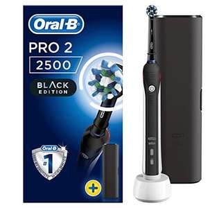 Oral-B Pro 2 2500 CrossAction Electric Toothbrush - £25.90 @ Amazon