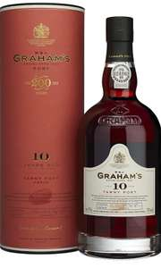 Graham's 10 Year Old Tawny Port 75 cl - £13.93 /£12.54 S&S (+£4.49 non Prime) at Amazon