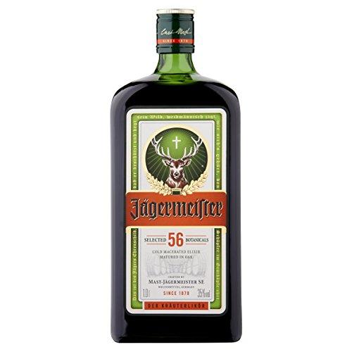 Jägermeister Herbal Liqueur 1L £13.40 (+£4.49 nonPrime) at Amazon