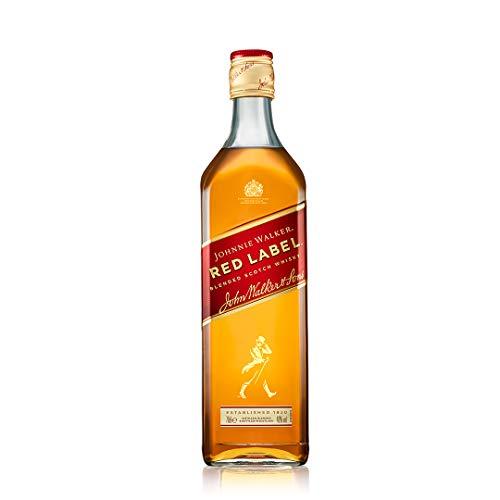 Johnnie Walker Red Label Whisky £10.73 Prime (£4.49 del non prime) @ Amazon