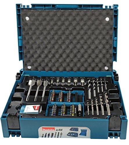 Makita B-43044 Bit Set Blue / Black £35.47 Amazon