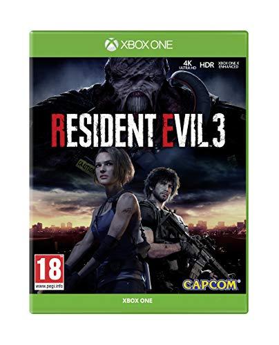 Resident Evil 3 Xbox One £13.18 (+£2.99 Non Prime) @ Amazon