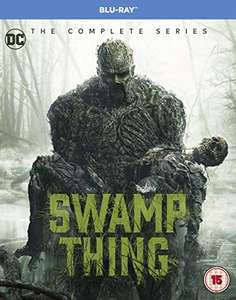 Swamp Thing Complete Series Blu-Ray £5.41 (+£2.99 non-Prime) at Amazon