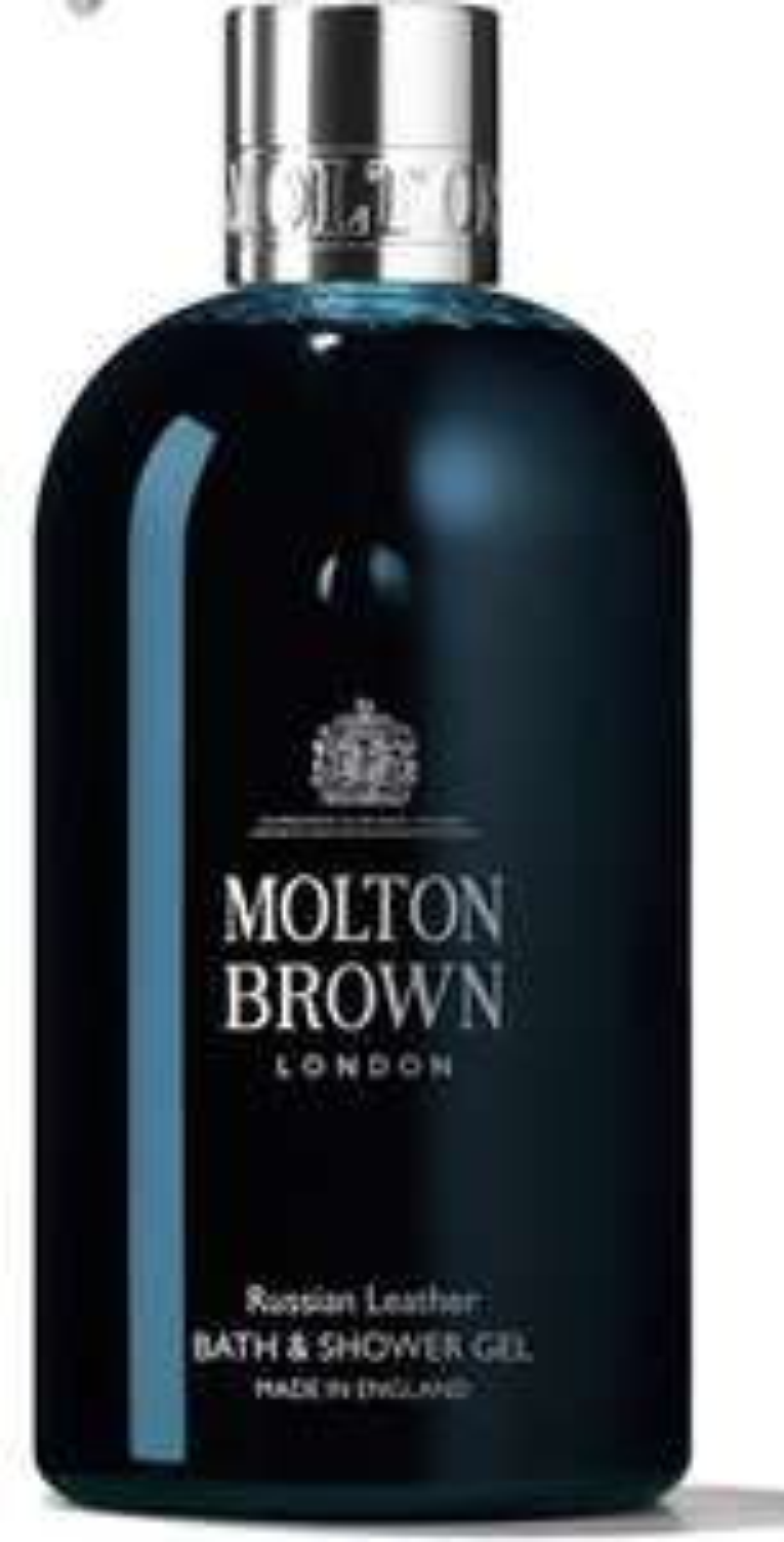 Molton Brown Russian Leather Bath & Shower Gel - £14.26 (+£4.49 Non Prime) @ Amazon