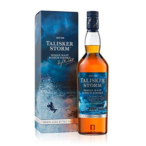 Talisker Storm Single Malt Scotch Whisky 70cl £18.41 Prime (+£4.49 nonPrime) at Amazon