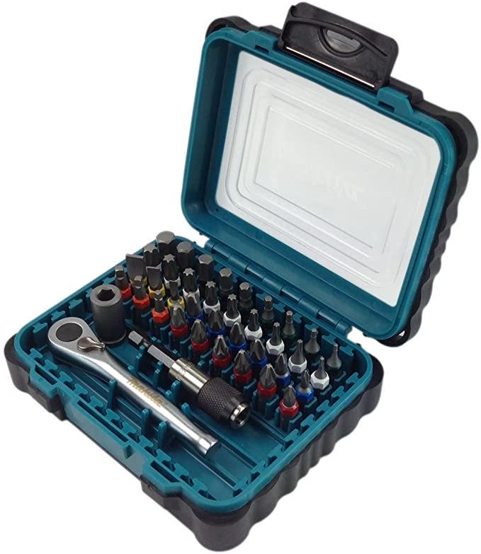 Makita P-79158 Screwdriver Bit Set (39 Pieces) £10.68 (+£4.49 nonPrime) at Amazon