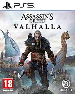 Assassin's Creed Valhalla (PS5) £26.99 Delivered @ Amazon