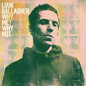 Liam Gallagher - Why Me? Why Not. [VINYL] £10.35 (+£2.99 nonPrime) at Amazon