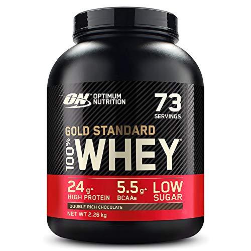 Optimum Nutrition Double Rich Chocolate Whey 73 Servings, 2.26 kg - £28.91 Amazon