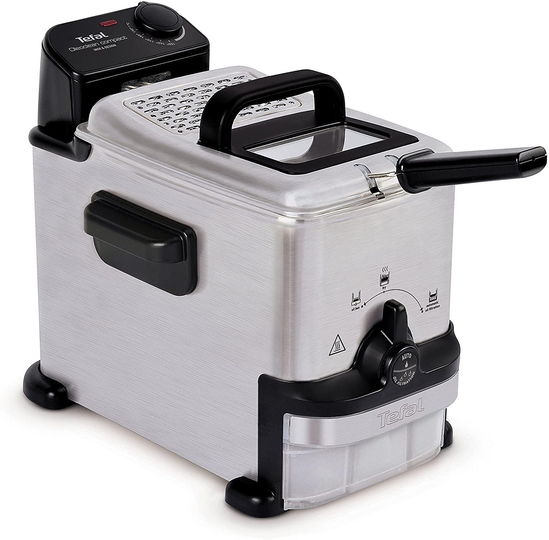 Tefal Oleoclean Compact Deep Fat Fryer £40.82 Amazon