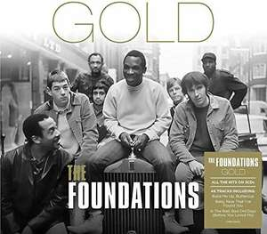 The Foundations - Gold (3 CDs) £2.87 (+£2.99 nonPrime) at Amazon