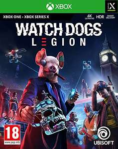 Watch Dogs Legion (Xbox One/Series X) £17.72 (+£2.99 nonPrime) at Amazon