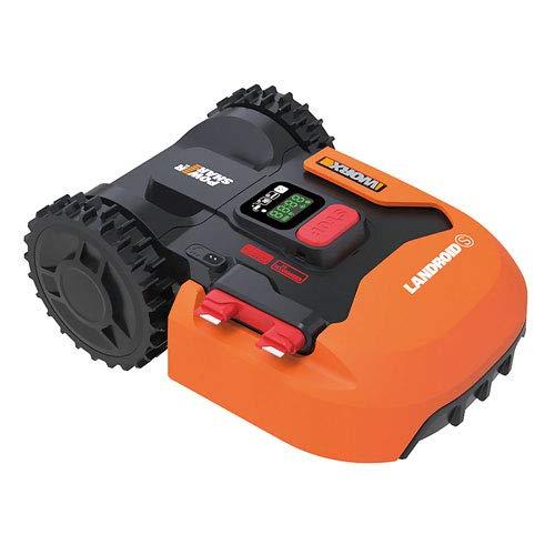 Worx Landroid WR130E S300 Landroid Robotic Lawn Mower 300m² £301.91 Amazon