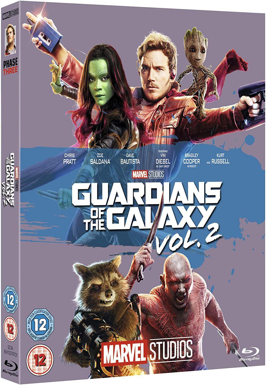 Guardians of the Galaxy Vol. 2 [Blu-ray] [2017] £2.08 @ Amazon (£2.99 p&p non prime)