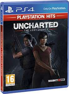 Uncharted: The Lost Legacy PlayStation Hits (PS4) - £5.50 Prime/+£2.99 Non Prime @ amazon
