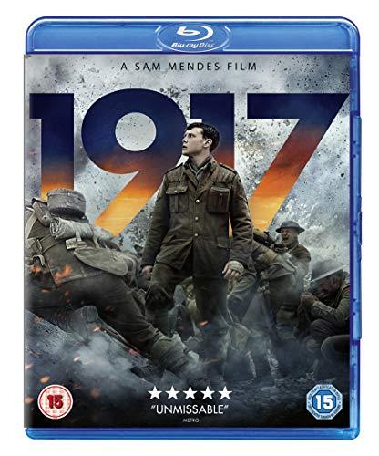 1917 (Blu-ray) [2019] [Region Free] - £4.14 (+£2.99 Non Prime) @ Amazon
