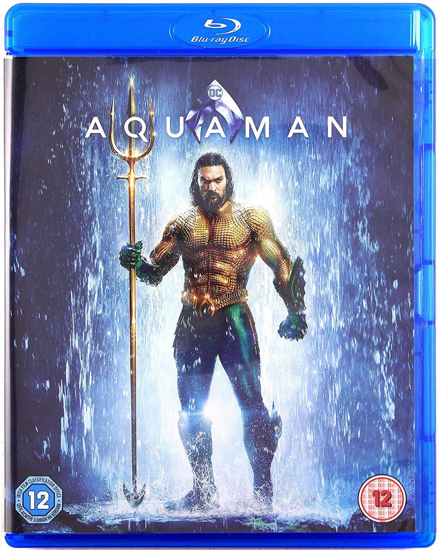 Aquaman [Blu-ray] [2018] Standard Edition £2.65 @ Amazon (£2.99 p&p non prime)