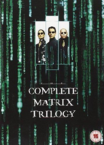 The Matrix Trilogy Blu-ray Boxset - £7.79 (+£2.99 Non Prime) @ Amazon