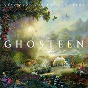 Ghosteen (2CD) Nick Cave & The Bad Seeds - £4.55 (+£2.99 Non Prime) @ Amazon