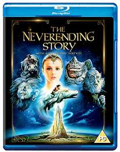 The Neverending Story [30th Anniversary Edition] [Blu-ray] [1984] [Region Free] £2.13 (+£2.99 nonPrime) at Amazon