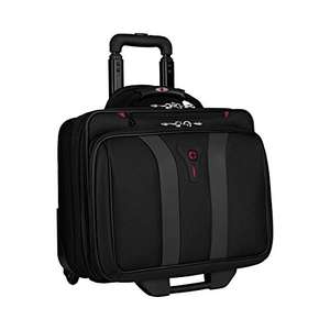Wenger 600659 GRANADA 17 Inch Wheeled Laptop Case, Padded Laptop Compartment and Overnight Compartment £24.58 @ Amazon