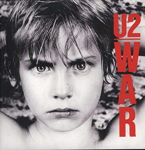 War - Remastered [VINYL] LP, Remastered U2 £11.17 (Prime) + £2.99 (non Prime) at Amazon