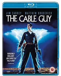 The Cable Guy [Blu-ray] [2019] [Region Free] £4.03 (+£2.99 nonPrime) at Amazon