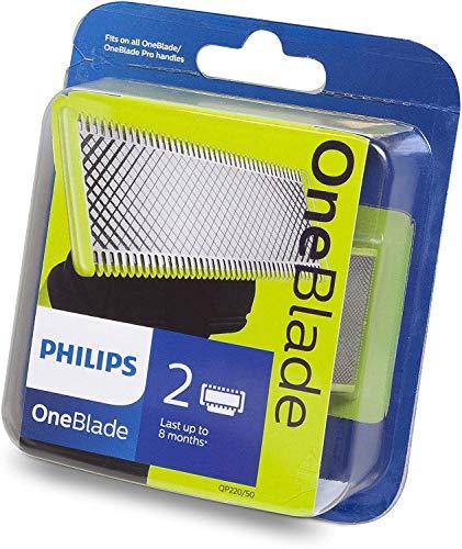 2 spare Philips OneBlade blades £15.39 (+£4.49 nonPrime) at Amazon