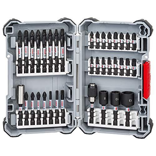 Bosch 2608522365 Impact Bit Set 36 Pieces £19.44 Prime (+£4.49 NP) @ Amazon