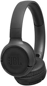 JBL T500BT in Black – Over Ear Bluetooth Wireless Headphones with Pure Bass Sound – Headset with Built-In Remote £21 @ Amazon