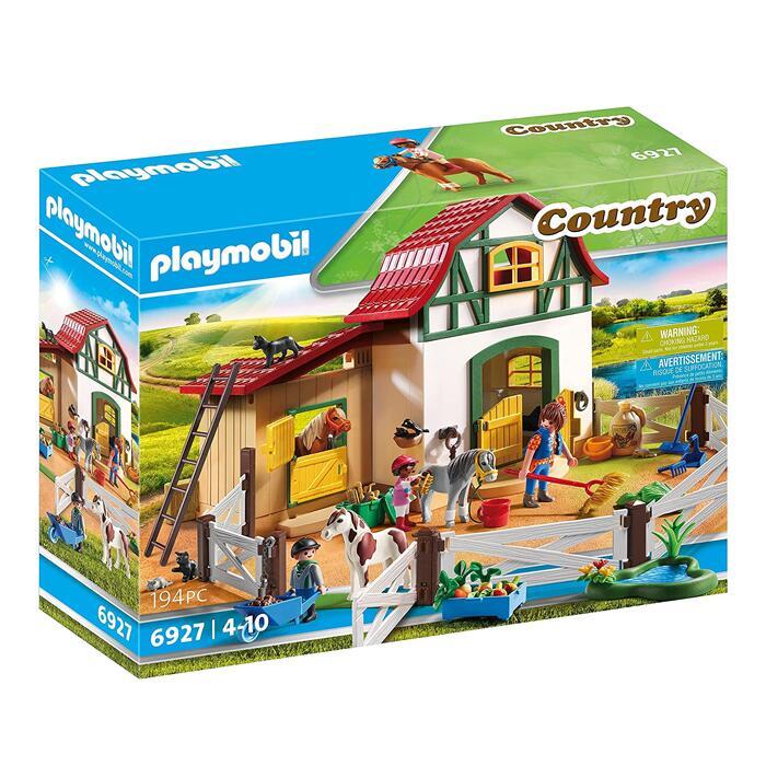 Playmobil 6927 Country Pony Farm - £22.91 Delivered @ Amazon