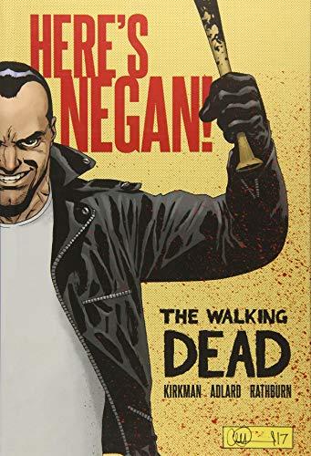 The Walking Dead: Here's Negan (Hardcover Book) - £4.68 Prime (+£2.99 Non Prime) at Amazon