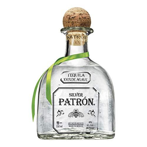 Patron Silver Tequila, 35 cl £15.15 (£12.88 via subscribe and save / +£4.49 non-prime) @ Amazon