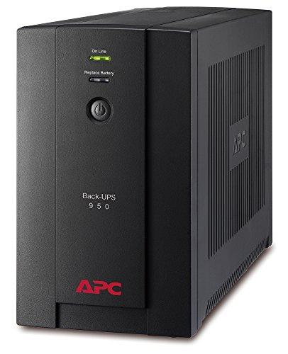 APC by Schneider Electric Back-UPS BX - BX950UI - Uninterruptible Power Supply 950VA £36.72 @ Amazon