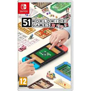 51 Worldwide Games for Nintendo Switch - £20 delivered (UK Mainland) @ AO