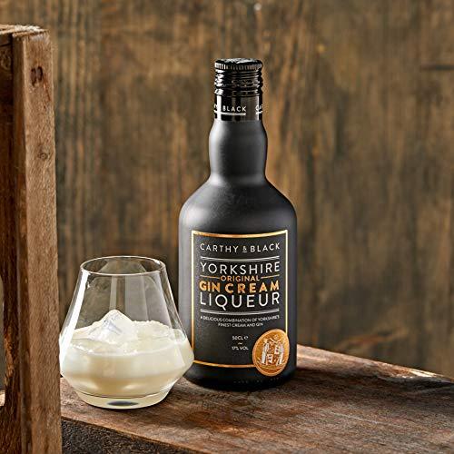Carthy & Black Original Gin Cream Liqueur 50cl - £3.73 (+ £4.49 Non Prime) @ Amazon