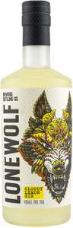 LoneWolf Cloudy Lemon Gin 700ml - £17.48 (+£4.49 nonPrime) at Amazon